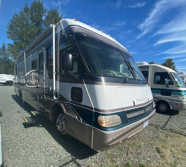 1997 Empress 3603 STK# DM97C1110