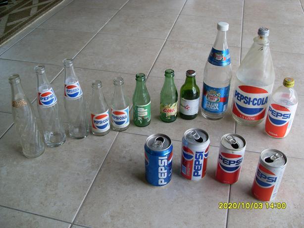 Various Antique Empty Bottles - $2.00 each