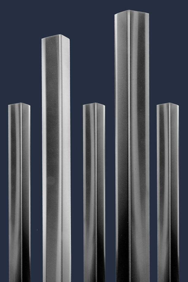 Stainless Steel corner guards Trois-Rivieres QC 1-800-638-0126