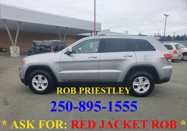 2015 JEEP GRAND CHEROKEE LARADO 4X4 * ask for RED JACKET ROB *