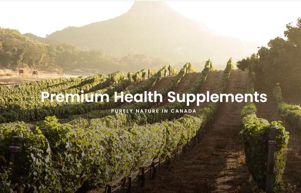 Premium Vitamins & Supplements Online Shop