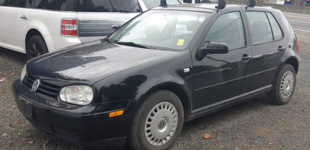 2003 Volkswagen Golf Black Creek Motors
