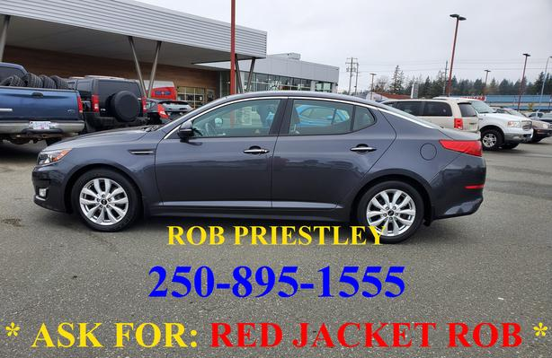 2014 KIA OPTIMA EX * ask for RED JACKET ROB *