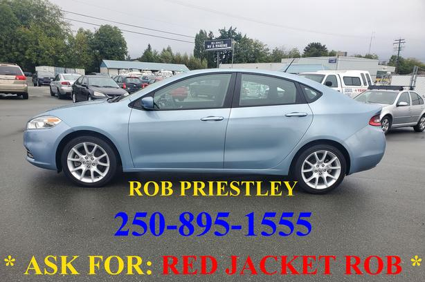 2013 DODGE DART SXT * ask for RED JACKET ROB *