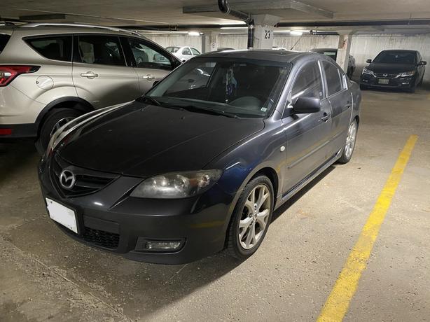 2007 Mazda 3 Gt 4 Door