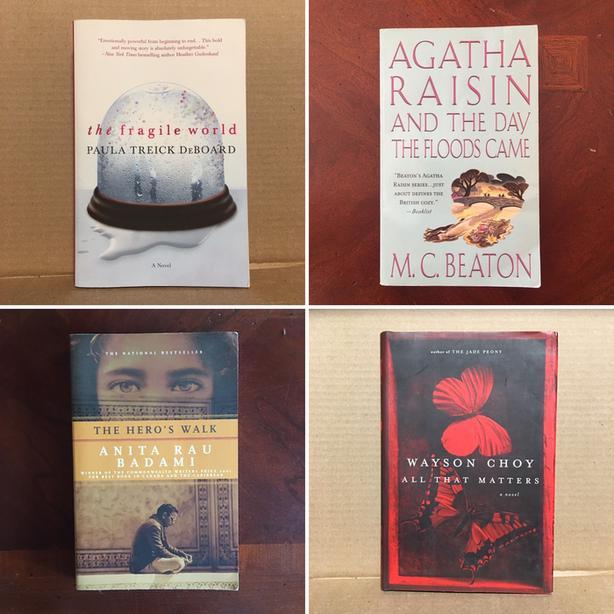 Fiction novels