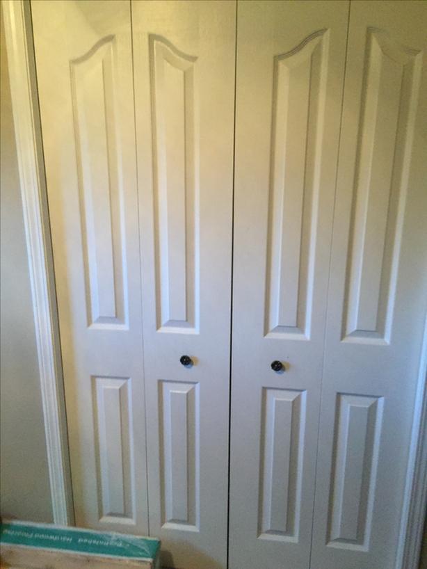 WANTED: Bifold doors