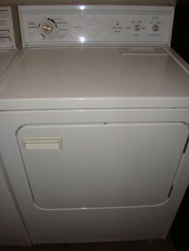Kenmore heavy duty extra large capacity  dryer