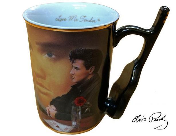 Elvis Presley ~ Love Me Tender ~ Bradford Editions
