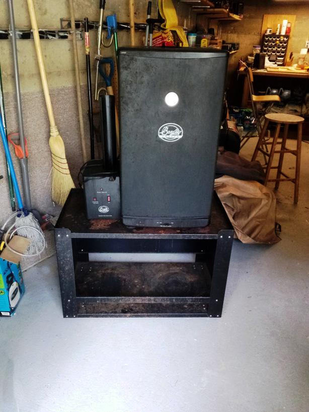 Bradley Smoker, Stand, Covers