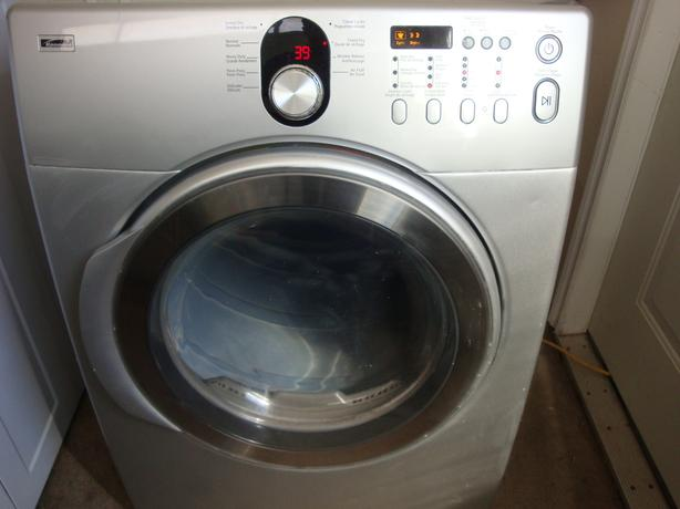 Samsung Energy star front load dryer