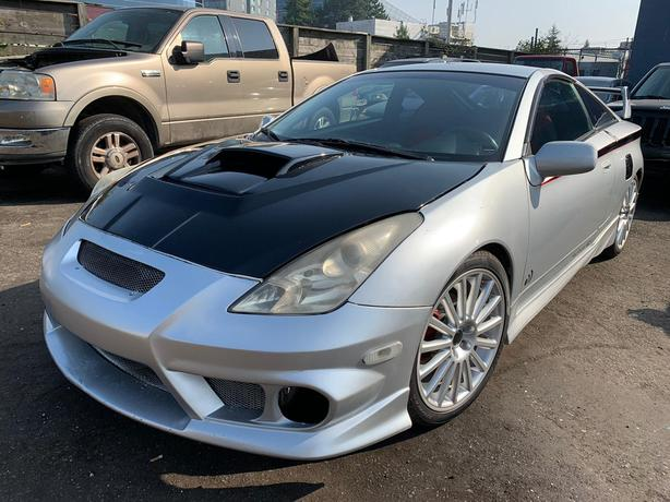 2003 Toyota Celica (Perfect project car) CALL (OR) TEXT: 778-955-9873 -