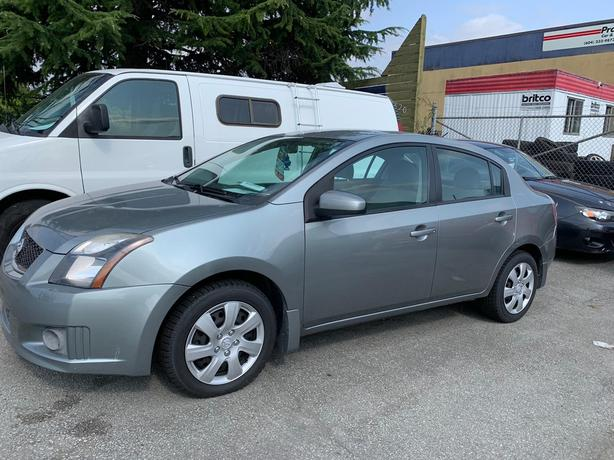 REDUCED PRICE 2012 Nissan Sentra 4dr Sdn I4 2.0 ☎ 778-955-9873 -