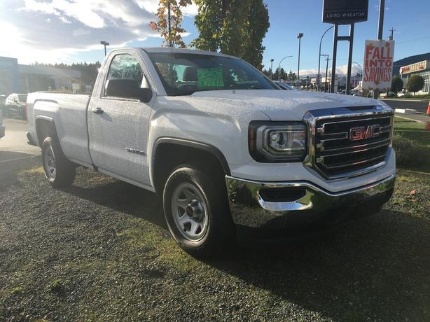 2018 GMC 1500 REG CAB LONG BOX FOR SALE