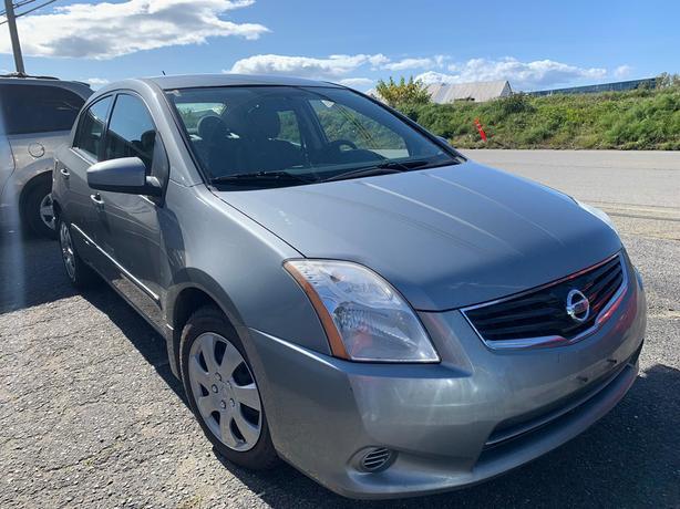 2010 Nissan Sentra (778-955-9873)