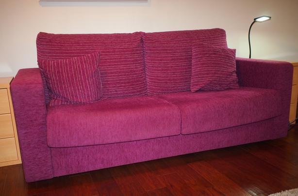 Spanish made sofa bed