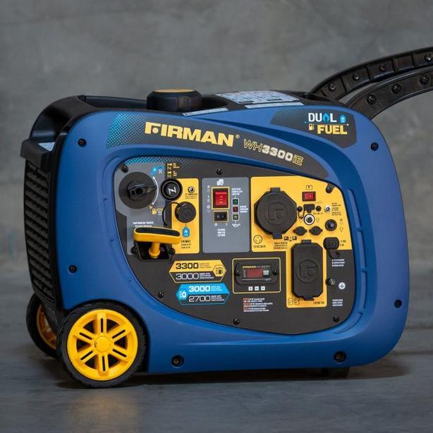 Firman Dual Fuel Generator WANTED