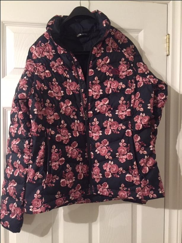 Winter North Face Jacket