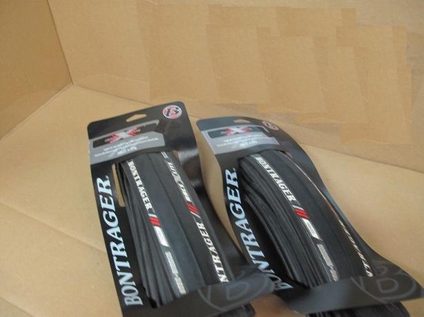 NEW Bontrager RaceXlite AC Kevlar racing clincher 120TPI 700x23