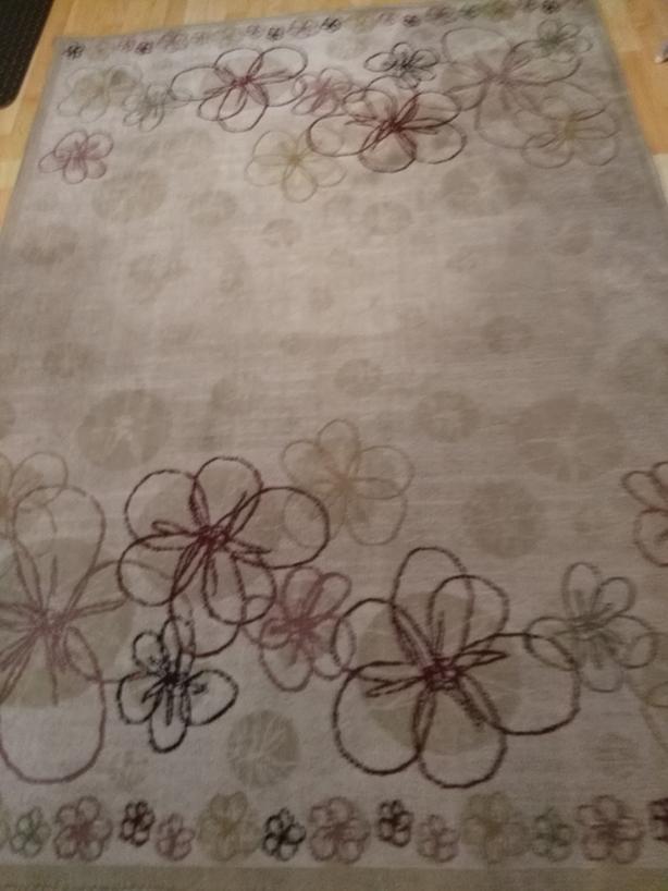 63 in x 87 in Design Carpet