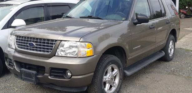2004 Ford Explorer XLT Black Creek Motors
