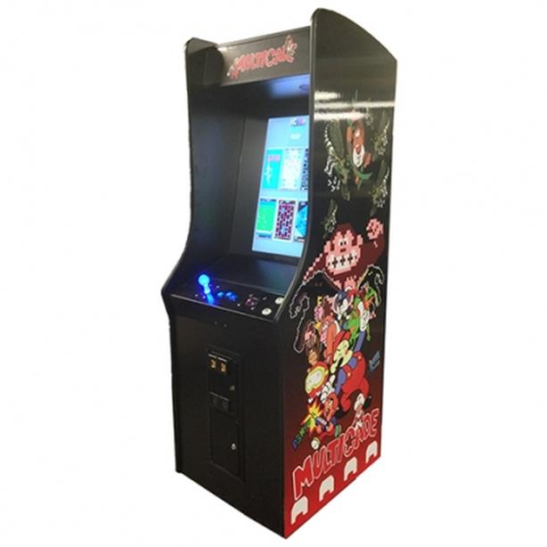 custom arcade