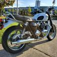 2020 Triumph Bonneville T120 Diamond Edition Snowdonia White