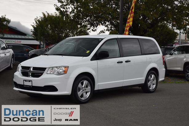 Used 2019 Dodge Grand Caravan Minivan/Van