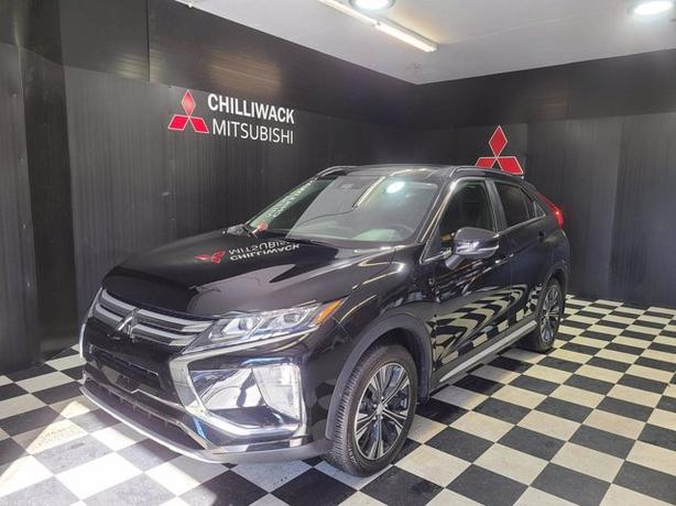 Pre-Owned 2019 Mitsubishi Eclipse Cross GT 4WD Sport Utility