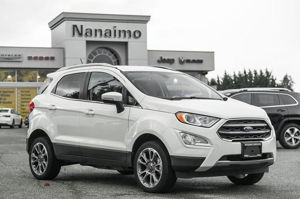 Used 2020 Ford EcoSport Titanium No Accidents Power Sunroof SUV