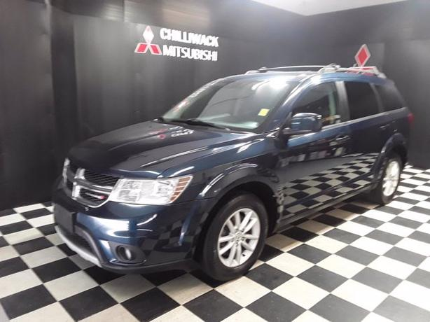 Pre-Owned 2013 Dodge Journey SXT FWD Station Wagon