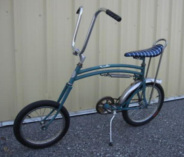 WANTED: Old Swing Bike
