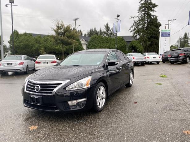 Pre-Owned 2015 Nissan Altima 2.5 SL FWD 4D Sedan