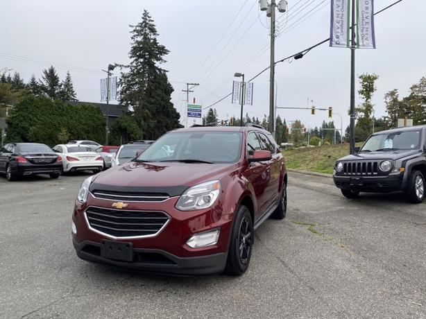 Pre-Owned 2017 Chevrolet Equinox LT FWD 4D Sport Utility