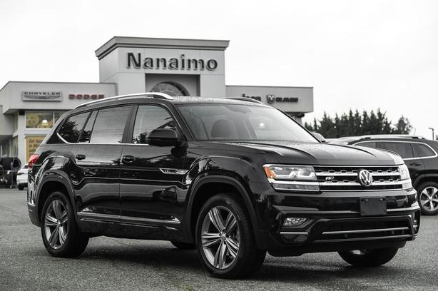 Used 2018 Volkswagen Atlas Highline One Owner No Accidents SUV