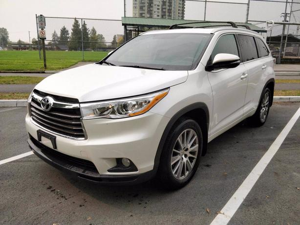 Pre-Owned 2015 Toyota Highlander XLE AWD 4D Sport Utility