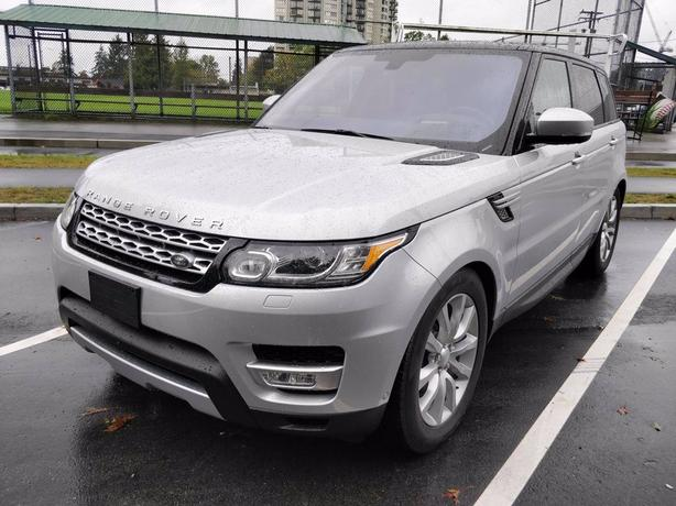 Pre-Owned 2016 Land Rover Range Rover Sport HSE 4WD 4D Sport Utility