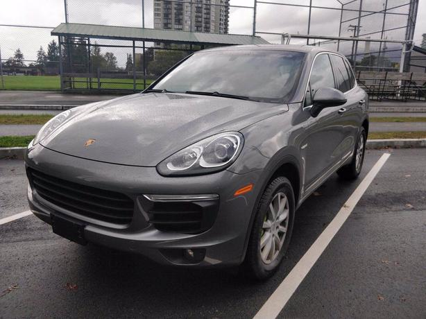 Pre-Owned 2016 Porsche Cayenne E Hybrid S AWD 4D Sport Utility