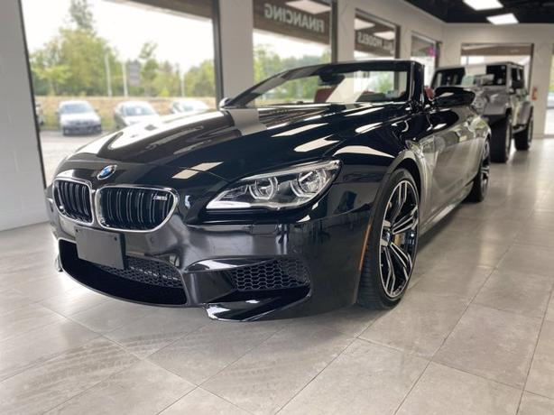 Pre-Owned 2017 BMW M6 560 hp RWD 2D Convertible