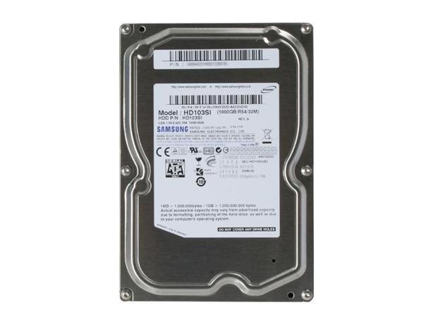 Samsung 1TB SATA 3.5 inch desktop hard drive