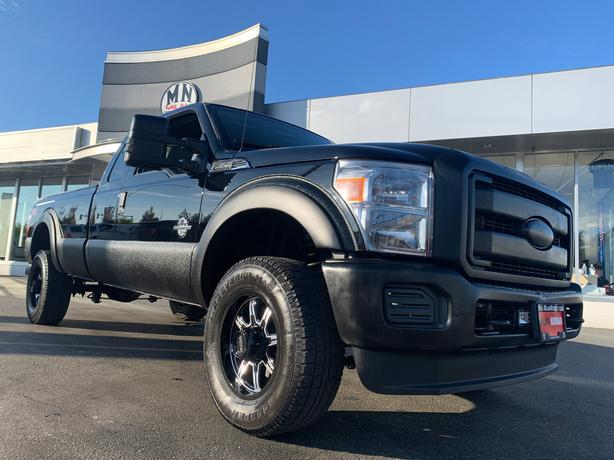 Used 2016 Ford F-350 XLT FX4 DIESEL LB 4WD TUNED DELETED Truck Super Cab