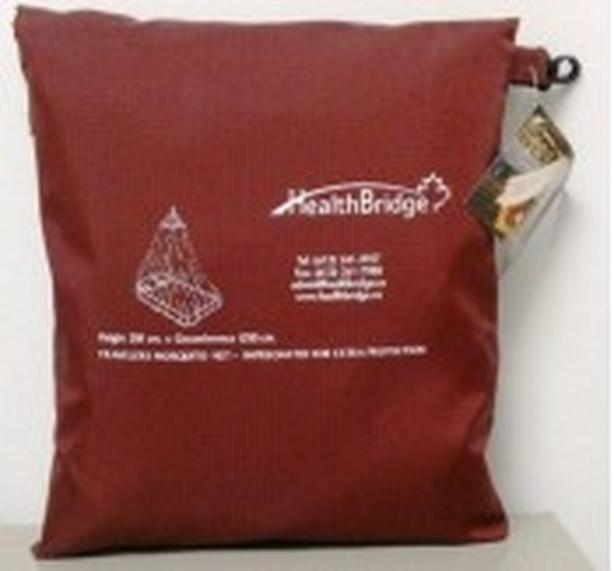 Treated bed nets, insecticide, camping, travel