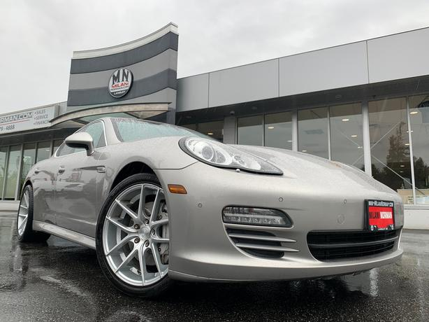 Used 2010 Porsche Panamera 4S 4.8L AWD SUNROOF NAVI LEATHER Hatchback