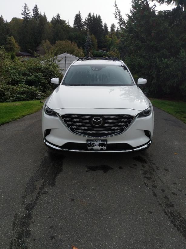 2017 Mazda CX-9 GT w/ Tech package.