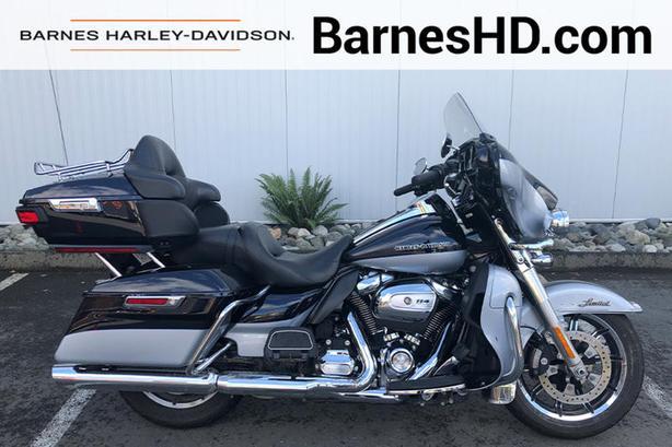 2019 Harley-Davidson FLHTK - Ultra Limited