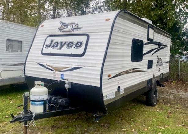 2018 Jayco 195RB SLX Baja Edition