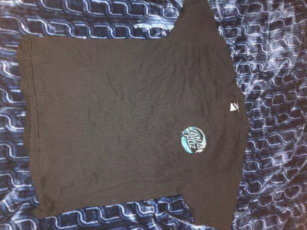 Santa Cruz Wave Dot Tee