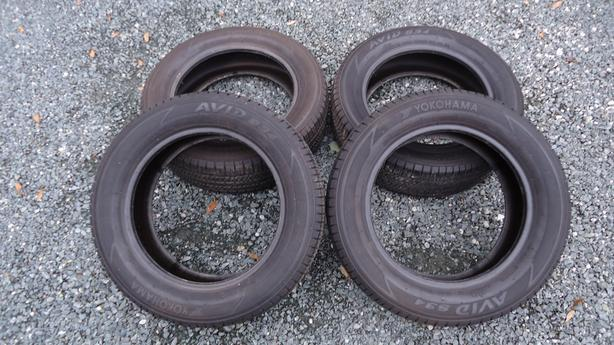 Mud + Snow Tires - size 205/60R16
