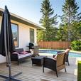 Beautiful house in Charleswood WITH IN-GROUND POOL!