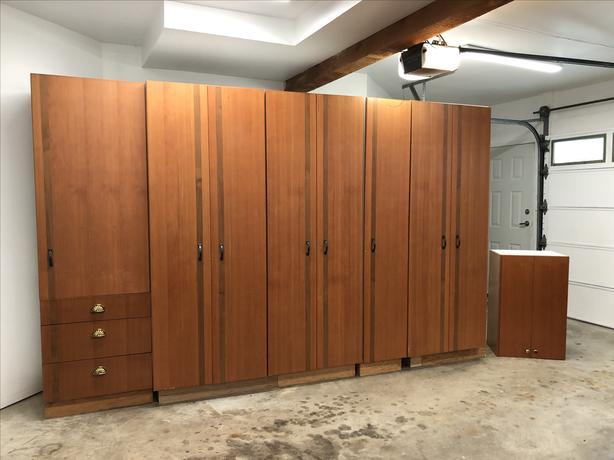 Wardrobe / Storage Cabinets